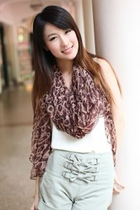 Chiffon Scarf for Ladies pictures & photos