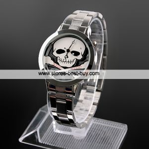 Raw and Bloody Bones Wrist Quartz Watch
