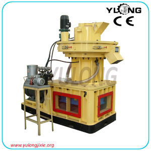 China Yulong 1 Ton/Hour Biomass Wood Pelletizer pictures & photos