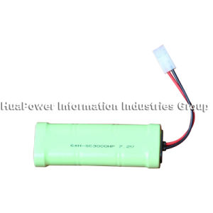 Nimh Battery (15C-20C High Rate Discharge SC3000mAh 7.2V)