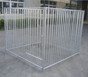 Hot Dipped Galvanized Dog Kennel