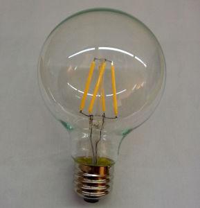 Standard Global G80/G95 Bulb Clear Glass Ce Approval E27/B22 Dimming Lamp