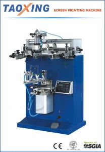 Pneumatic Cylindrical/Conical Screen Printer