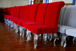 Acrylic Chair (NR_AC093)