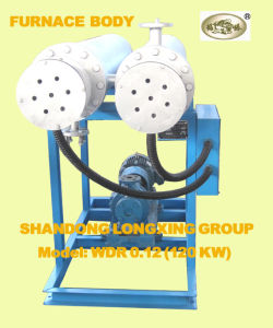 thermal oil heater for Calendar Roll Heating pictures & photos