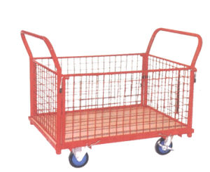 push cage cart(TC1129B) pictures & photos