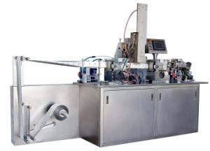 Horizontal Wet Wipe Packaging Machine (DTH250) pictures & photos