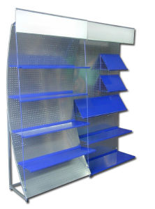 High Quality Metal Cabinet with Acrylic Door pictures & photos
