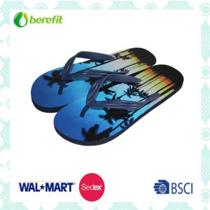 Rubber Sole and Rubber Straps, Men′s Flipflops pictures & photos