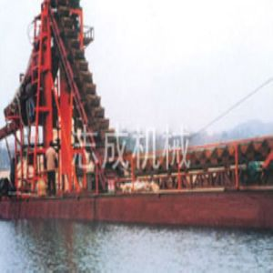 Sand Bucket Iron Dredger Machine