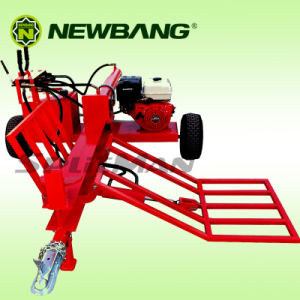 Powerful Hydraulic Log Splitter 34 Ton 1050mm Gas (TS34T/1050H-G-A) pictures & photos