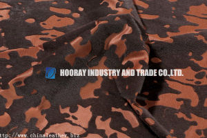 Flocking Garment Leather (HK-888-2909)