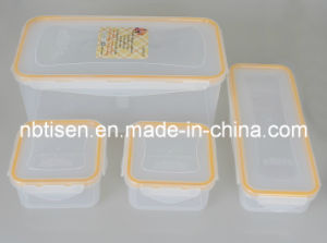 Plastic Lunch Box/Food Storage Container (TS-W1)