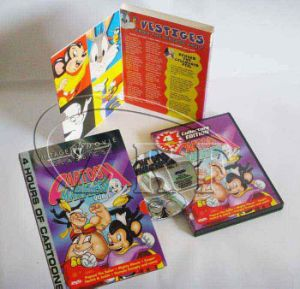 Cartoon DVD Replication for Amaray Case Packaging Service pictures & photos