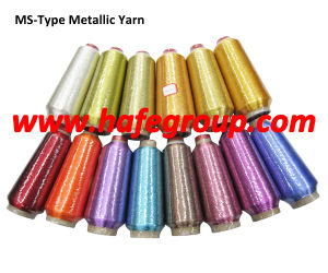 Metallic Yarn (MS-Type) pictures & photos