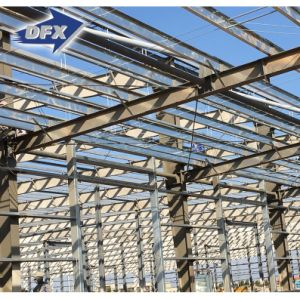 Commercial Design Metal Steel Structural Frame Buildings/Kits pictures & photos