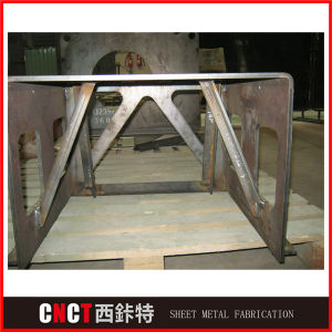 Processing High Quality Thick Plate Fabrication pictures & photos