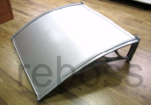 Polycarbonate DIY Shutter / Canopy / Shade/ Shelter for Windows& Doors (D1400A-A) pictures & photos