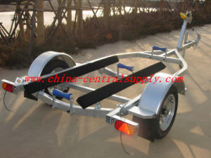 4.5m Boat Trailer with Bunk System pictures & photos