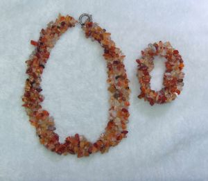 Fashion Necklace, Jewelry Sets, Semi Precious Stone Necklace <Esb01334> pictures & photos
