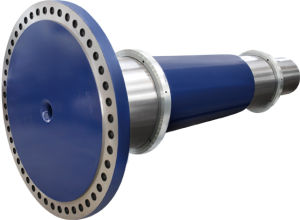 1.5wm Wind Turbine Principle Shaft (34CrNiMo6)