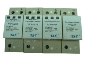 Power Surge Protector/Surge Arrester (TCPA60-B/3+NPE)