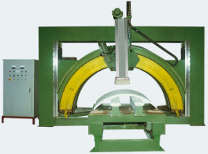 Automatic Curve Sector Shaping and Polishing Machine