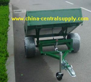 Aluminum Manufacturer off Road 1.2X1.1m ATV Trailer (CT0092A) pictures & photos