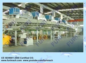 PVC Tape Coating Machine/PVC Electrical Tape Making Machine pictures & photos