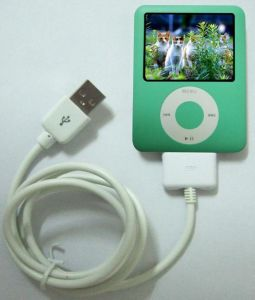 MP4 Player with Touch Button (DMP4-307E)