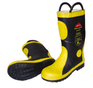 Fire Fighting Boots (QH-RJX-B)