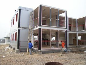 Container Houses for Office Building pictures & photos