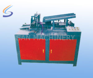 China POY Paper Tube Tops Grinding Machine Price Sale pictures & photos
