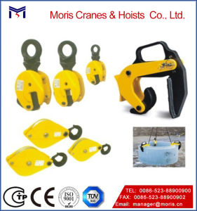 Horizontal Vertical Plate Clamp with Lock Handle pictures & photos