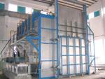 Profile of 35t Gas Aluminum Bar Homogenizing Oven