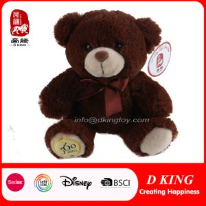 Custom Teddy Bear Plush Bear with Ribbon pictures & photos