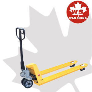 3500kg Load Capacity Heavy Duty Hand Pallet Truck (BF3500) pictures & photos