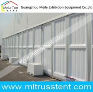 Aluminum Frame ABS Wall Tent Permanent Solid Tent pictures & photos