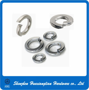 M6 Stainless Steel 304 Spring Washer pictures & photos