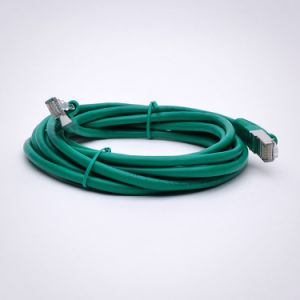 FTP / SFTP Cat 5e Patch Cord in 24AWG pictures & photos