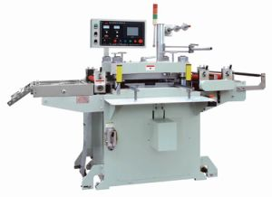Film / Mylar Paper Label Multifunctional Die Cutting Machine (MQ-520) pictures & photos