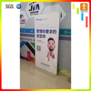Custom 120*200 Display Stand X Banner pictures & photos