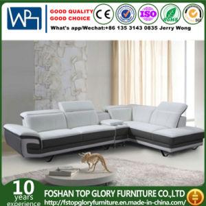 Corner Leather Sofa (LD-535) pictures & photos