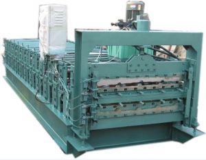 840-900 Double Layer Roll Forming Machine