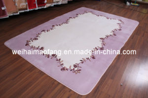 Luxury Shaggy Acrylic Carpet (NMQ-CPT008) pictures & photos