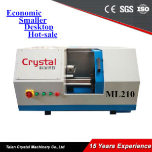 High Performance Metal China Small CNC Lathe (ML210) pictures & photos