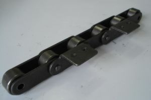 Double Pitch Conveyor Chain Include Small or Large Roller pictures & photos