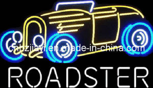 Roadster Neon Sign (JYD-738)