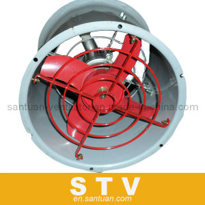 Explosion Proof and Flame-Proof Axial Flow Fan  (CBF (BAF))