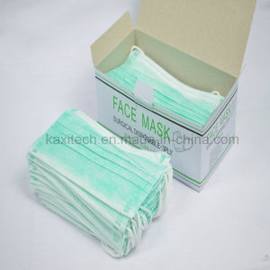 Disposable Earloop or Tie-on Nonwoven Face Mask pictures & photos